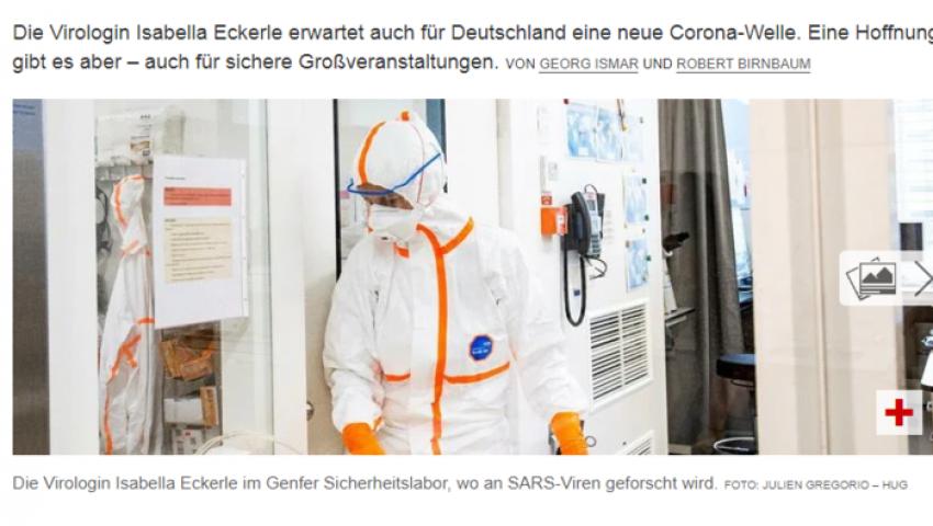 عالمة فيروسات ألمانية تحذر من موجة كورونا عنيفة في الشتاء