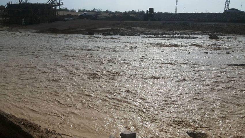 طوارئ بشمال سيناء استعدادًا للسيول