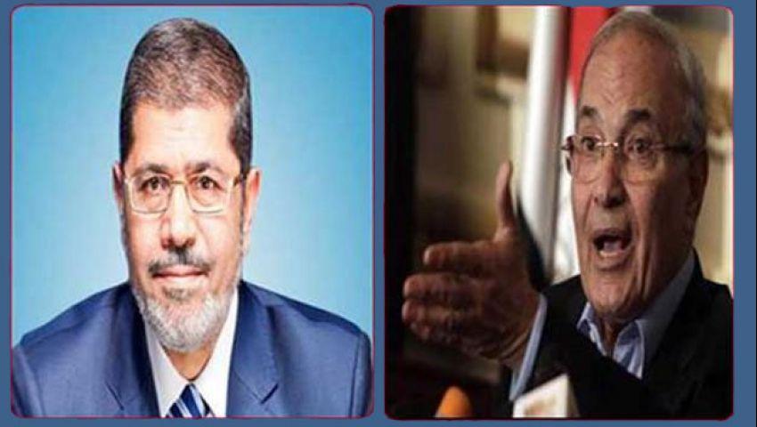 العليا للانتخابات تنظر طعن شفيق على فوز مرسي بالرئاسة