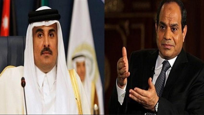 في الخلاف المصري القطري.. لمن تنحاز أمريكا؟