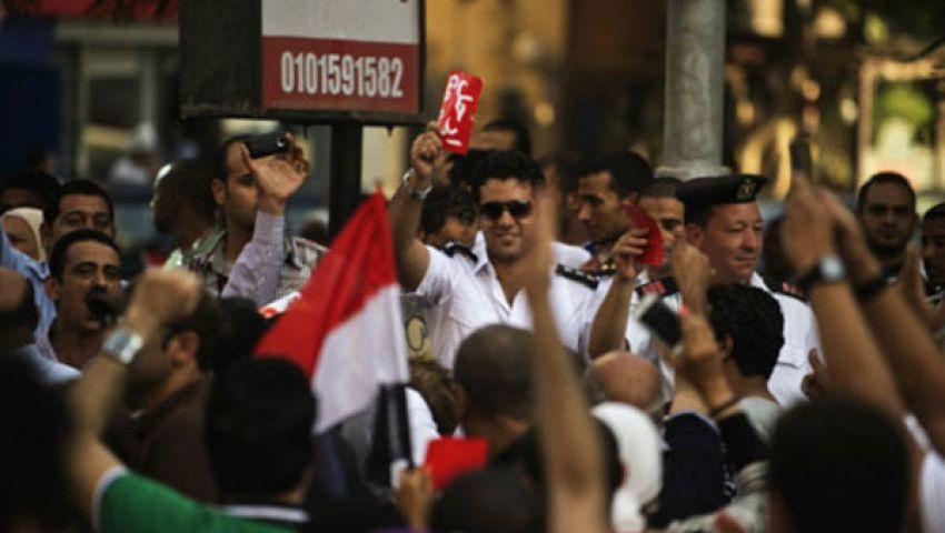 بي بي سي: شرطة مصر ترقص فرحًا بعزل مرسي