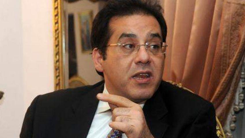 أيمن نور: لم أدعم الإخوان وإنما تمنيت نجاح مرسي بالرئاسة