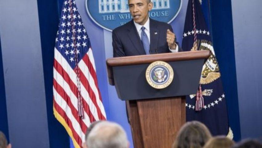 أوباما يطالب حماس بالإفراج عن الجندي الإسرائيلي