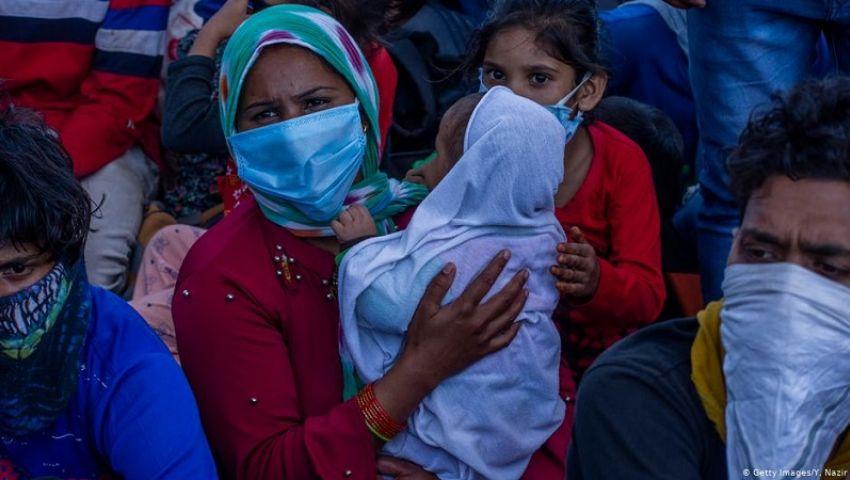 أمريكا تسجل أعلى ارتفاع للوفيات بكورونا منذ نصف عام.. وإصابة أكثر من ألفي طفل بغانا
