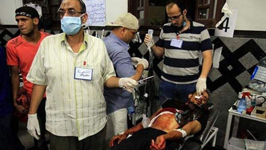 مستشفى رابعة العدوية: ارتفاع قتلى النصب التذكاري إلى 200 شخص