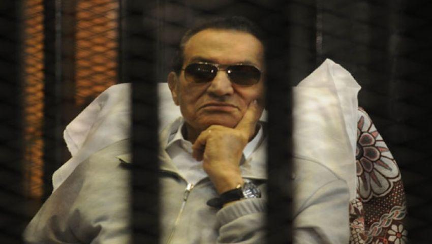 تأجيل محاكمة مبارك لـ14 سبتمبر ورفض الافراج عن العادلى