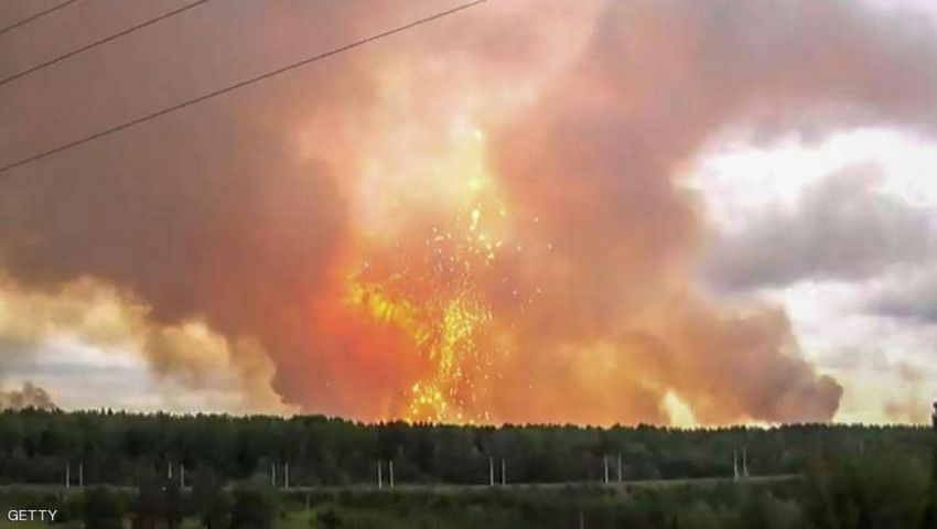 روسيا تعلن ارتفاع مستويات الإشعاع.. كارثة نووية تلوح في الأفق