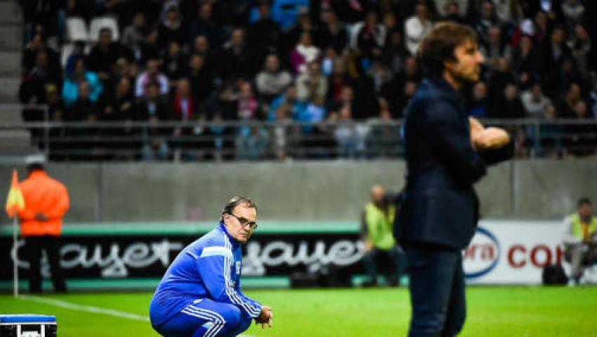 مدرب مارسيليا: الفوز بالدوري الفرنسي؟ لسه بدري