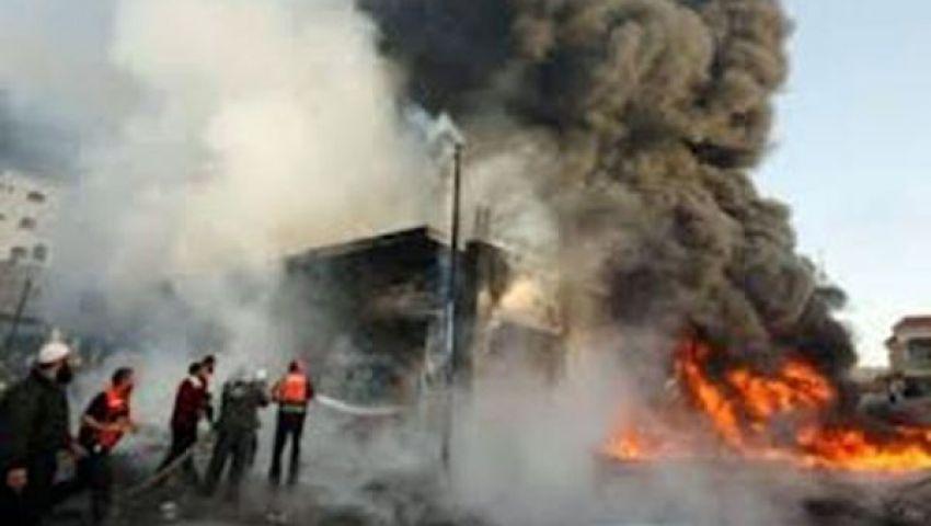 مقتل 8 وإصابة 31 شخصًا في انفجارين ببغداد