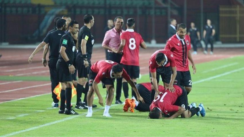 «إف سي مصر» يفرض التعادل السلبي على الجونة بالدوري الممتاز