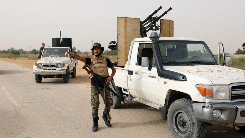 مجلس الأمن يدعو إلى وقف إطلاق النار في ليبيا
