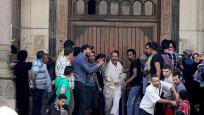 تأجيل محاكمة المتهمين فى أحداث مسجد الفتح لـ26 إبريل