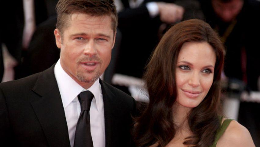 براد بيت يتعرض لاعتداء خلال عرض فيلم لأنجلينا جولي