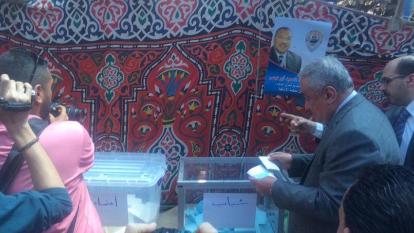 بانتخابات المحامين  هشام زين نقيبا لشمال القاهرة.. وأبودوح للأزبكية