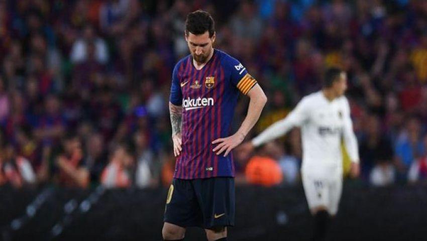 بالكوميكس.. رواد «فيسبوك» يسخرون من برشلونة بعد خسارة كأس ملك إسبانيا