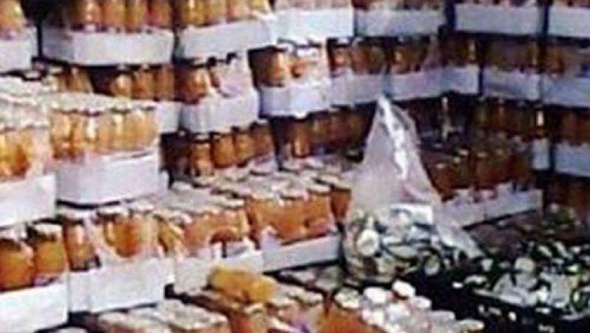 ضبط مصنع عصائر غير مرخص بالإسكندرية