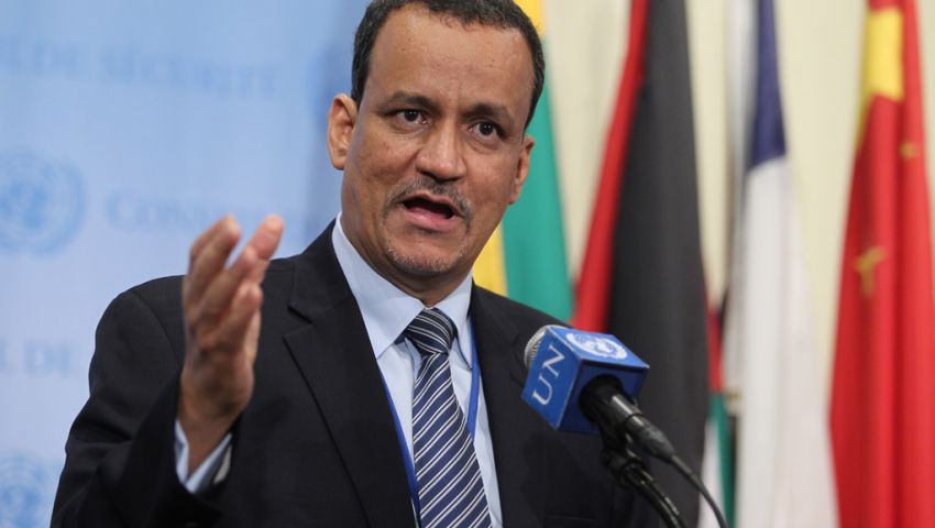 لجنة التهدئة اليمنية تصل الكويت والحكومة تسلم ملاحظاتها لولد الشيخ