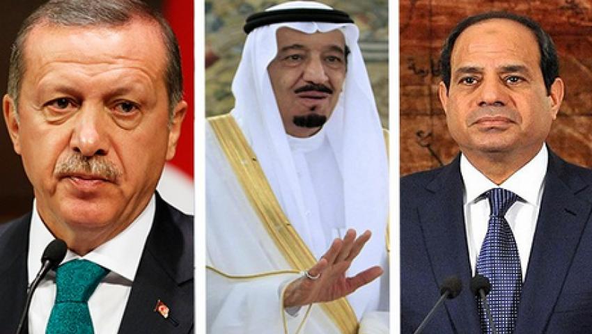 أكاديمي سعودي: المملكة ليست تكملة عدد في صراع السيسي وأردوغان