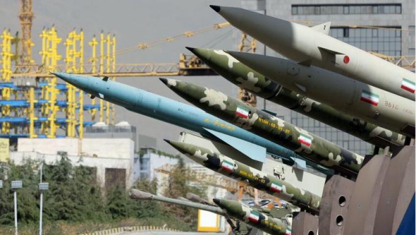 بالفيديو| في معلومات.. تعرف على مدينة الصواريخ السرية لإيران