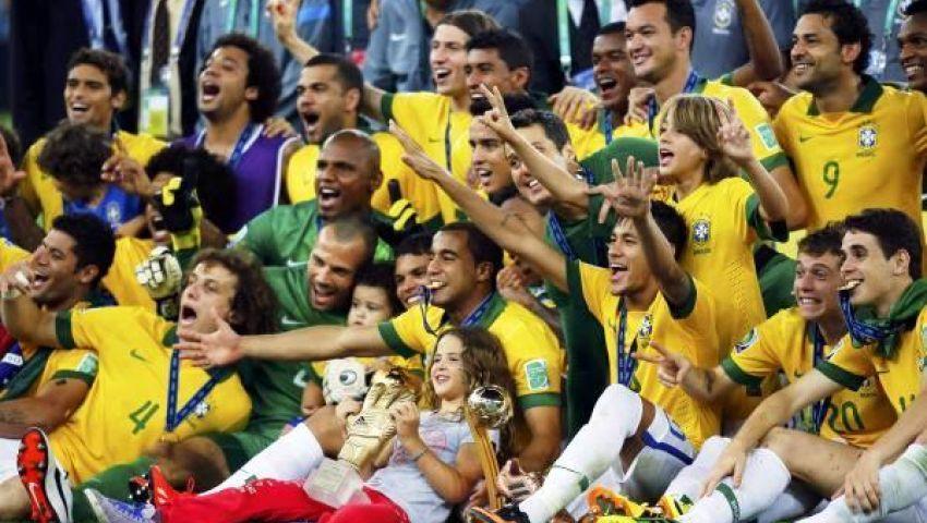 باريرا: البرازيل ليست أفضل من إسبانيا أو ألمانيا رغم الفوز بـالقارات
