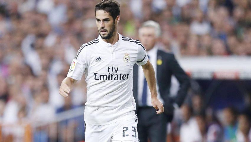 إيسكو: عدم مشاركتي مع ريال مدريد خطأي