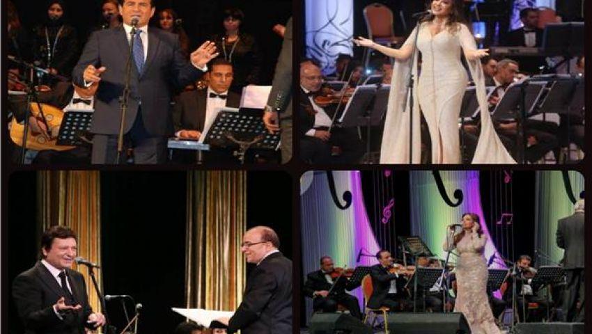قبل انطلاقه.. كل ما تود معرفته عن حفلات مهرجان الموسيقى العربية الـ 28