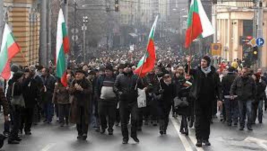 الاحتجاجات في بلغاريا تدخل يومها الثاني والأربعين