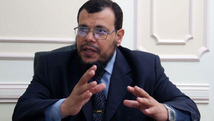 علم الدين يتنازل عن دعواه ضد مرسي