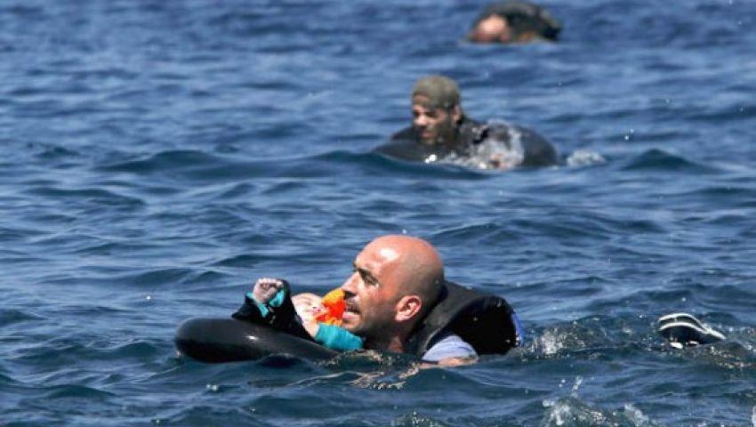 إيطاليا.. 300 لاجيء يفرون من مصر على ظهر قارب