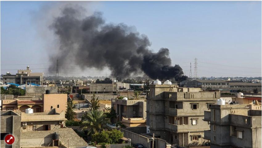 شبيجل تكشف تفاصيل الحرب بالوكالة داخل ليبيا