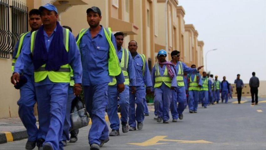 بعد إدراج مصر في «القائمة السوداء» للعمال.. الحكومة ترد: كان يجب تكريمنا