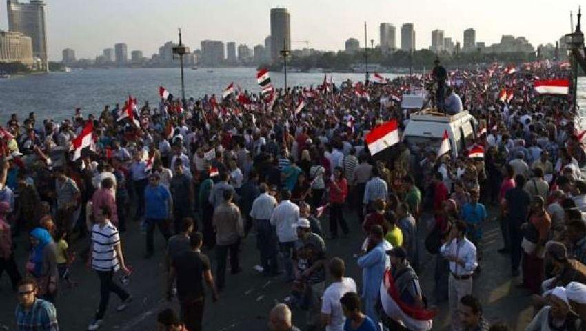فيديو..مسيرة بالآلاف في الإسكندرية للمطالبة بعودة مرسي