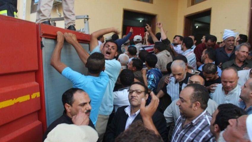 هجوم العريش يفجر الأحزان في 3 قرى بالدقهلية