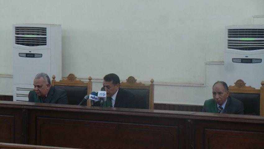 تأجيل محاكمة أحداث الدفاع الجوي لـ25 مايو