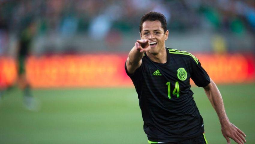 تشيتشاريتو يقود المكسيك للفوز على الإكوادور وديا