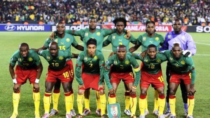 الكاميرون والكونغو يتعادلان لصالح ليبيا بتصفيات المونديال