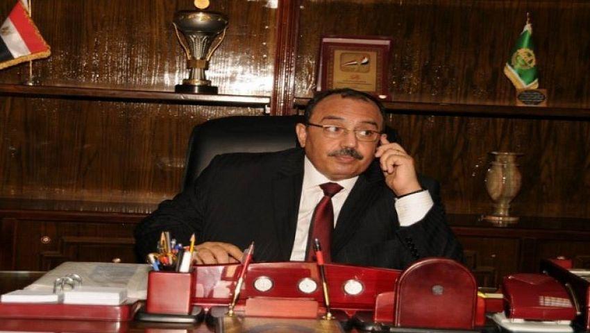 السيرة الذاتية للمهندس محمد عبد الظاهر محافظ الاسكندرية الجديد