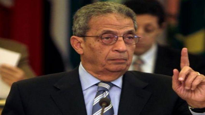موسى: لن أترشح لرئاسة جبهة الإنقاذ