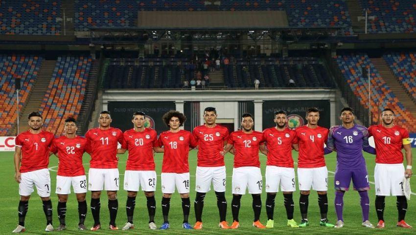 قائمة أهداف تغازل المنتخب الأولمبي في مواجهة الكاميرون مصر