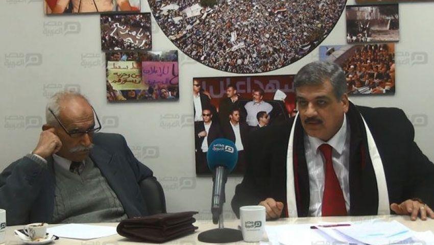 شاهد بقضية زكريا عبدالعزيز: طنطاوي وعنان دبرا اقتحام أمن الدولة