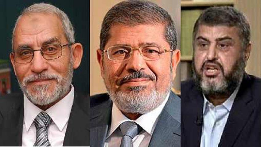 لجنة تقصي 30 يونيو: مرسي وبديع والشاطر رفضوا مقابلتنا
