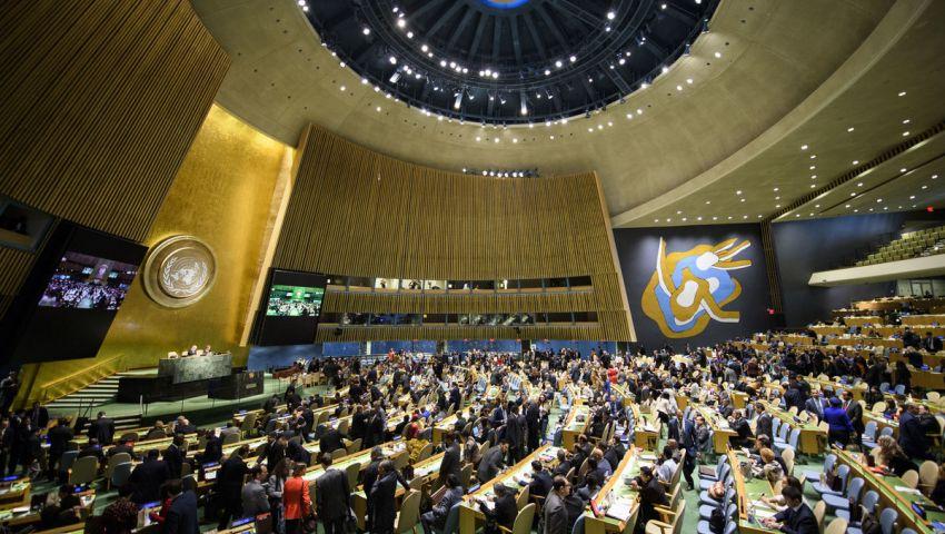 مطالب فلسطينية بإعادة النظر في عضوية «إسرائيل» بالأمم المتحدة