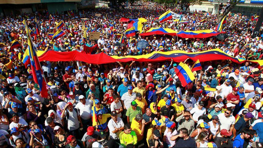 مؤتمر دولي ومبادرة سياسية.. هل تتمكن أوروجواي من حل أزمة فنزويلا؟