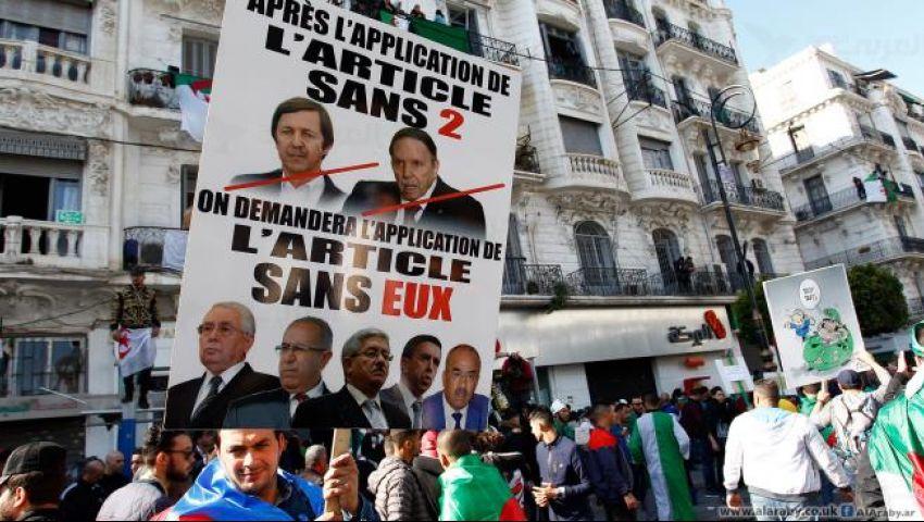 اعتقالات ومنع من السفر.. الجزائر في أول يوم بدون بوتفليقة