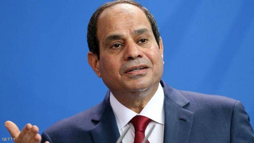 تفاصيل أول اتصال بين السيسي ورئيس المجلس العسكري السوداني