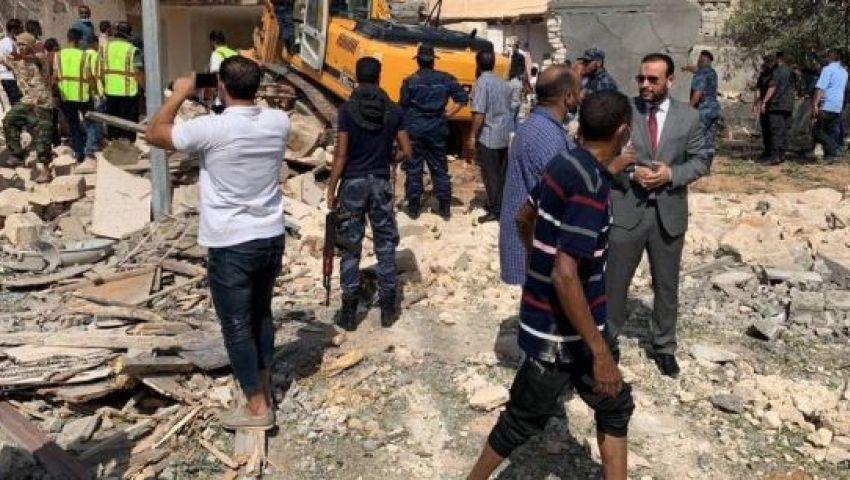 ليبيا| «رايتس ووتش»: حفتر يستخف بحياة المدنيين عبر هجمات عشوائية في طرابلس