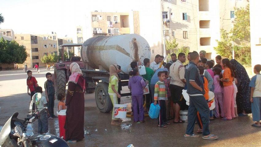 لمدة 12 ساعة.. قطع المياه عن 6 مناطق بالقاهرة السبت المقبل