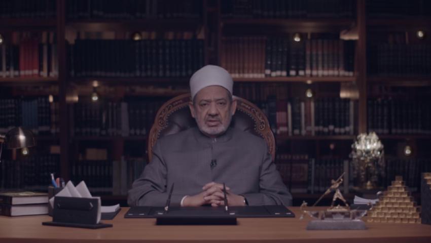 فيديو| هكذا ساند شيخ الأزهر الدولة المصرية في حربها ضد كورونا