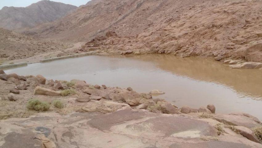 كيف واجهت الري سيول سيناء والبحر الأحمر؟