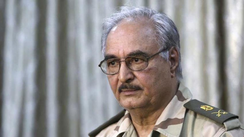 منظمة ليبية تقاضيحفتر أمام محكمة أمريكية بتهم «الإرهاب والقتل»